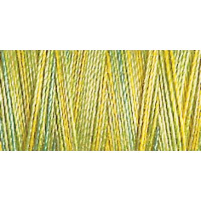 Gutermann 300m Cotton 30 Multicoloured Variagated Sulky Thread - 4017 - 1 x 300m Spool