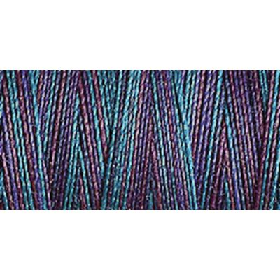 Gutermann 300m Cotton 30 Multicoloured Variegated Sulky Thread - 4022 - 1 x 300m Spool