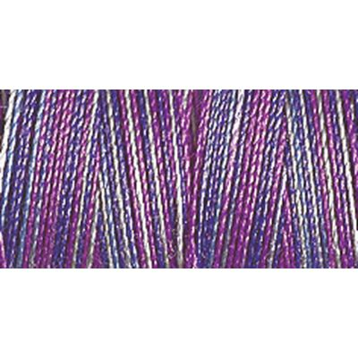 Gutermann 300m Cotton 30 Multicoloured Variegated Sulky Thread - 4032 - 1 x 300m Spool