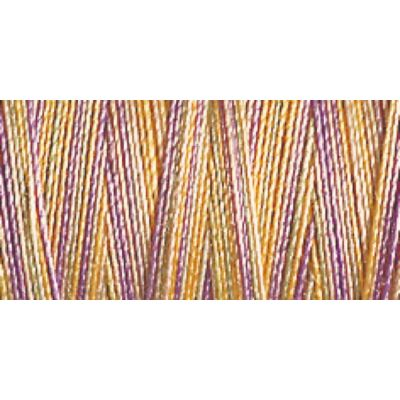 Gutermann 300m Cotton 30 Multicoloured Variagated Sulky Thread - 4103 - 1 x 300m Spool