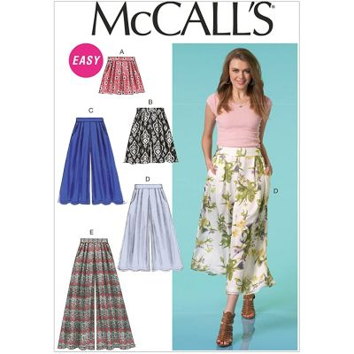 Remnant - Mccalls Pattern - 7131 - size B5- (8-16  -  End of Line