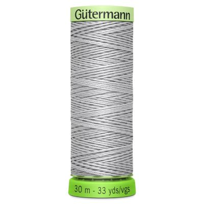 Gutermann Recycled Polyester Top Stitch Thread - 30m Strong Decorative Functional Sewing Thread - Colour 38