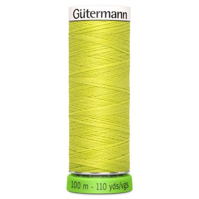Gutermann Recycled Polyester Sew-All Thread - 100m General Purpose Sewing Thread - Colour 334