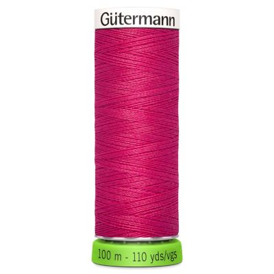 Gutermann Recycled Polyester Sew-All Thread - 100m General Purpose Sewing Thread - Colour 382
