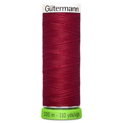 Gutermann Recycled Polyester Sew-All Thread - 100m General Purpose Sewing Thread - Colour 384