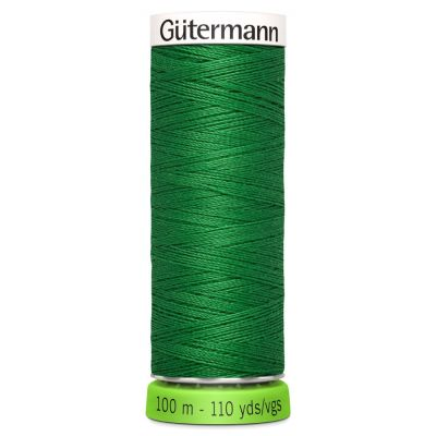 Gutermann Recycled Polyester Sew-All Thread - 100m General Purpose Sewing Thread - Colour 396