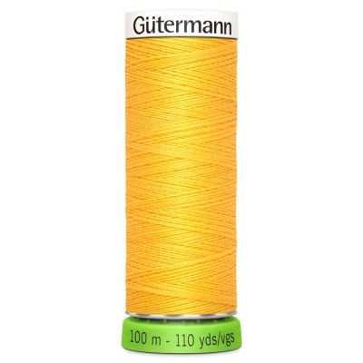 Gutermann Recycled Polyester Sew-All Thread - 100m General Purpose Sewing Thread - Colour 417