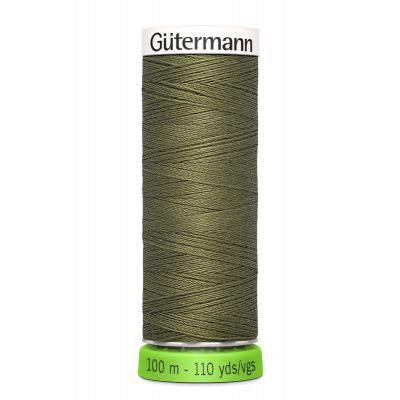 Gutermann Recycled Polyester Sew-All Thread - 100m General Purpose Sewing Thread - Colour 432
