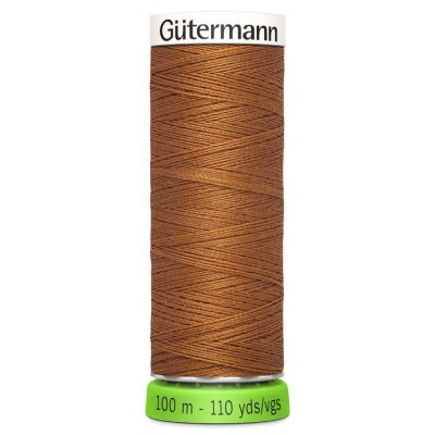 Gutermann Recycled Polyester Sew-All Thread - 100m General Purpose Sewing Thread - Colour 448