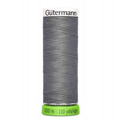 Gutermann Recycled Polyester Sew-All Thread - 100m General Purpose Sewing Thread - Colour 496