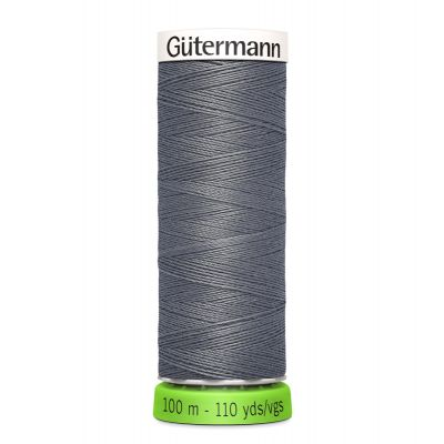 Gutermann Recycled Polyester Sew-All Thread - 100m General Purpose Sewing Thread - Colour 497