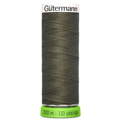 Gutermann Recycled Polyester Sew-All Thread - 100m General Purpose Sewing Thread - Colour 676