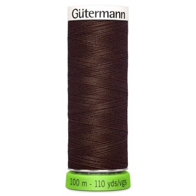 Gutermann Recycled Polyester Sew-All Thread - 100m General Purpose Sewing Thread - Colour 694