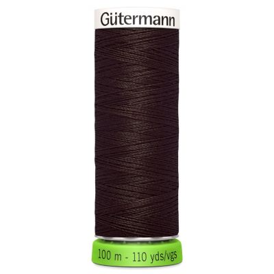 Gutermann Recycled Polyester Sew-All Thread - 100m General Purpose Sewing Thread - Colour 696