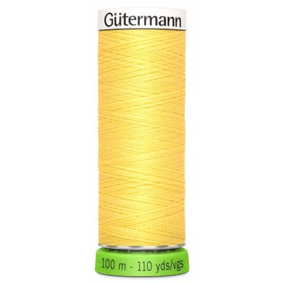 Gutermann Recycled Polyester Sew-All Thread - 100m General Purpose Sewing Thread - Colour 852