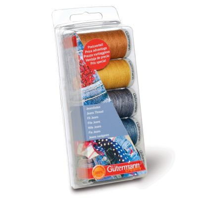 Guterman Jeans Extra Strong Thread Set