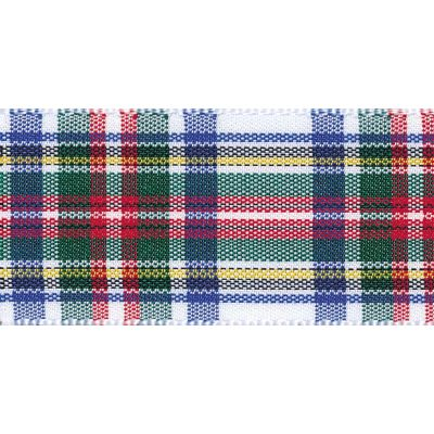 Berisfords Dress Stewart Tartan Ribbon