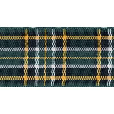 Berisfords Irish National Tartan Ribbon