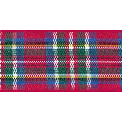 Berisfords Royal Stewart Tartan Ribbon