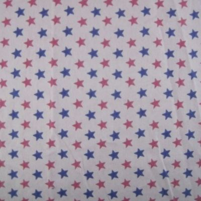 Cotton Flannel - Pink Ditsy Floral