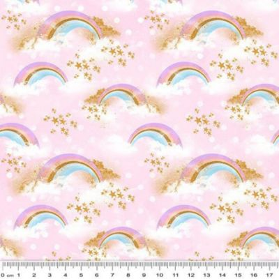 Nutex Pretty Please Unicorns Cut Length