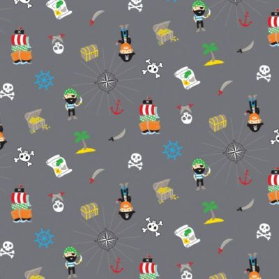 Nutex - Walk The Plank - Scatter Grey