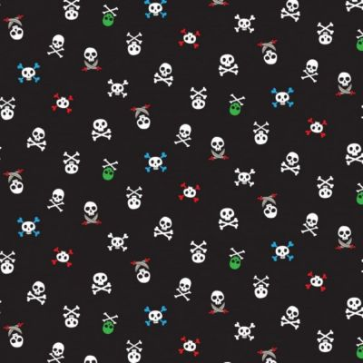 Nutex - Walk The Plank - Skulls Black