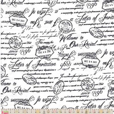 Sevenberry - Antique Writing White