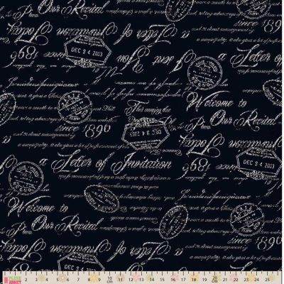Sevenberry - Antique Writing Black