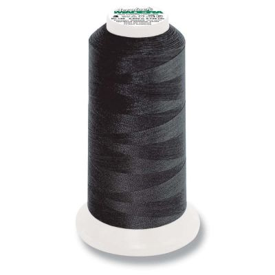 Madeira Aerolock 2500m Overlocker Spool - Colour 8000 Black