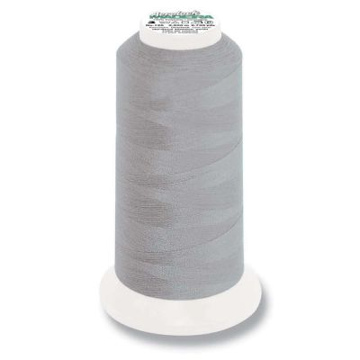 Madeira Aerolock 2500m Overlocker Spool - Colour 8100 Pearl Grey