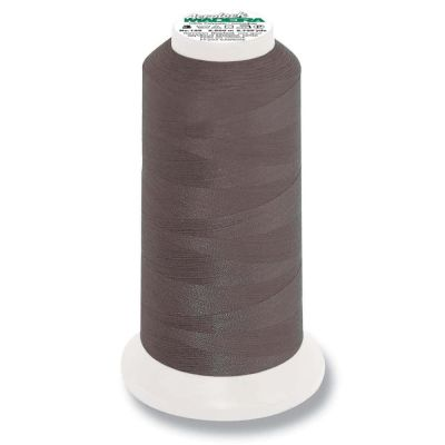 Madeira Aerolock 2500m Overlocker Spool - Colour 9290 Chocolate
