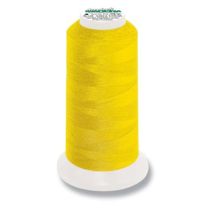 Madeira Aerolock 2500m Overlocker Spool - Colour 9360 Canary Yellow