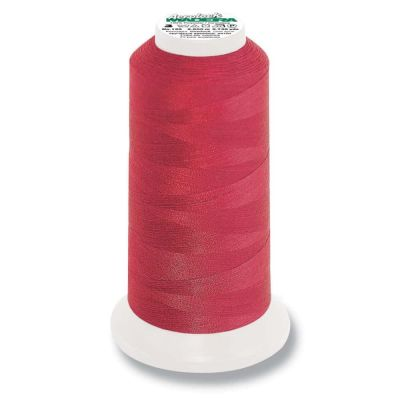 Madeira Aerolock 2500m Overlocker Spool - Colour 9470 Deep Red