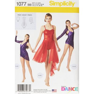 Remnant - Simplicity Pattern - 1077 - BB (6-16) - End of Line