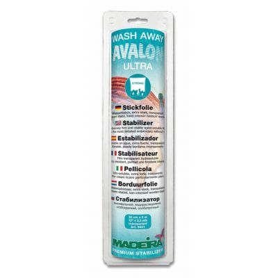 Avalon Ultra Washaway Stabiliser 30cm x 3m