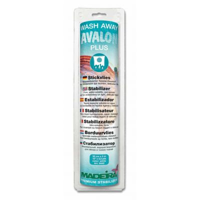 Avalon Plus Washaway Stabiliser 30cm x 3m