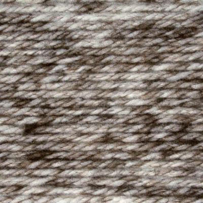 Patons Yarn - Wool Blend Aran 100g Ball - Brown Mealange