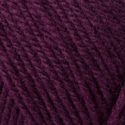 Patons Yarn - Wool Blend Aran 100g Ball - Wine