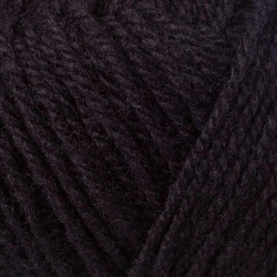 Patons Yarn - Wool Blend Aran 100g Ball - Black