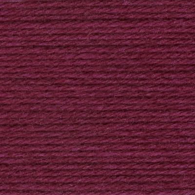Patons Yarn - Wool Blend Aran 100g Ball - Berry