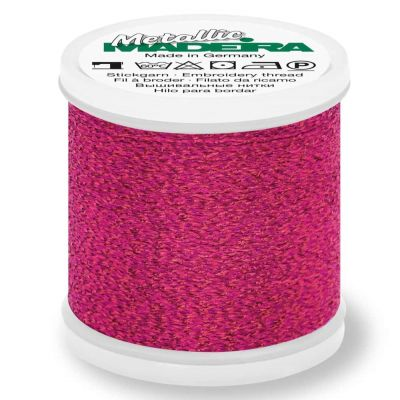Madeira Metallic Sparkling Sewing And Embroidery Thread 200m - Colour 18 Magnolia