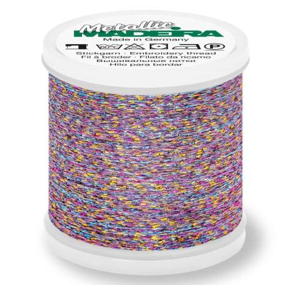 Madeira Metallic Sparkling Sewing And Embroidery Thread 200m - Colour 280 Twilight