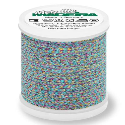 Madeira Metallic Sparkling Sewing And Embroidery Thread 200m - Colour 289 Horizon