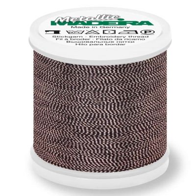Madeira Metallic Soft Sewing And Embroidery Thread 200m - Colour 426 Brocade