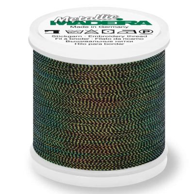 Madeira Metallic Soft Sewing And Embroidery Thread 200m - Colour 490 Opal