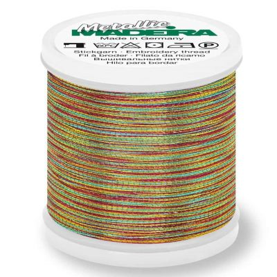 Madeira Metallic Brilliant Sewing And Embroidery Thread 200m - Astro 2 Colour