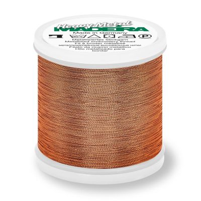 Madeira - Heavy Metal Decorative Sewing And Embroidery Thread 200m - 10 Shades
