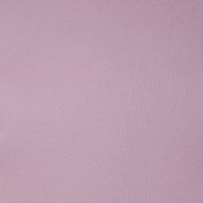 Cotton Interlock Jersey - Solid Violet