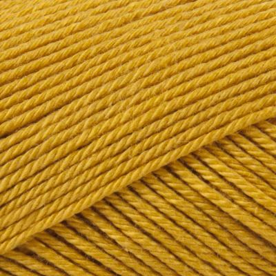Patons Yarn - 100% Cotton 4 Ply 100g Ball - Yellow